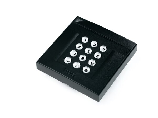 EXsmart 2K Square CSN Reader with Keypad