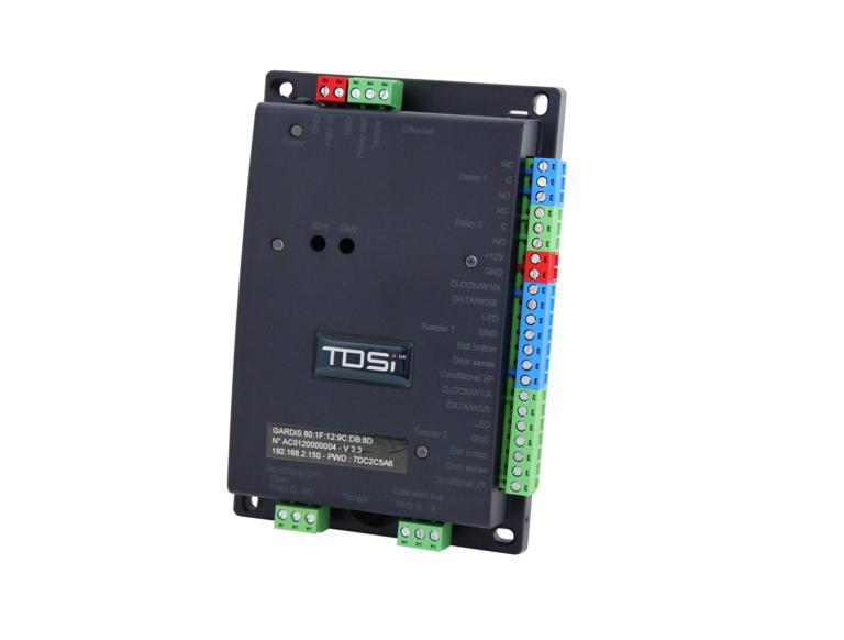 GARDiS Web Embedded Controller
