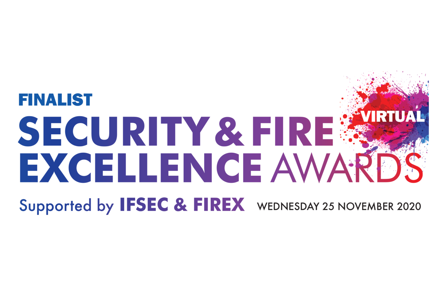 TDSi a Finalist in the Security and Fire Excellence Awards 2020