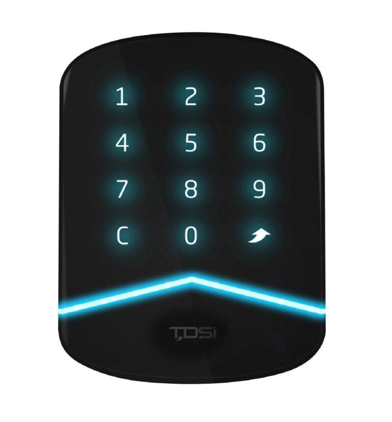 GARDiS MIFARE Serial CSN Square Reader with Keypad