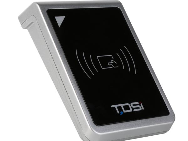 Dual-Technology Enrolment Reader – Proximity and MIFARE