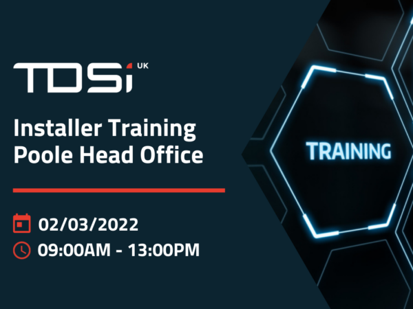 Poole Installer Training – March 2nd 2022